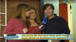 Sérgio Carillo na Rede TV