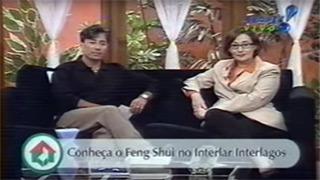 Sérgio Carillo com Sônia Abrão